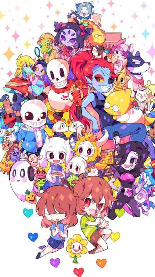 Undertale hd iphone wallpapers