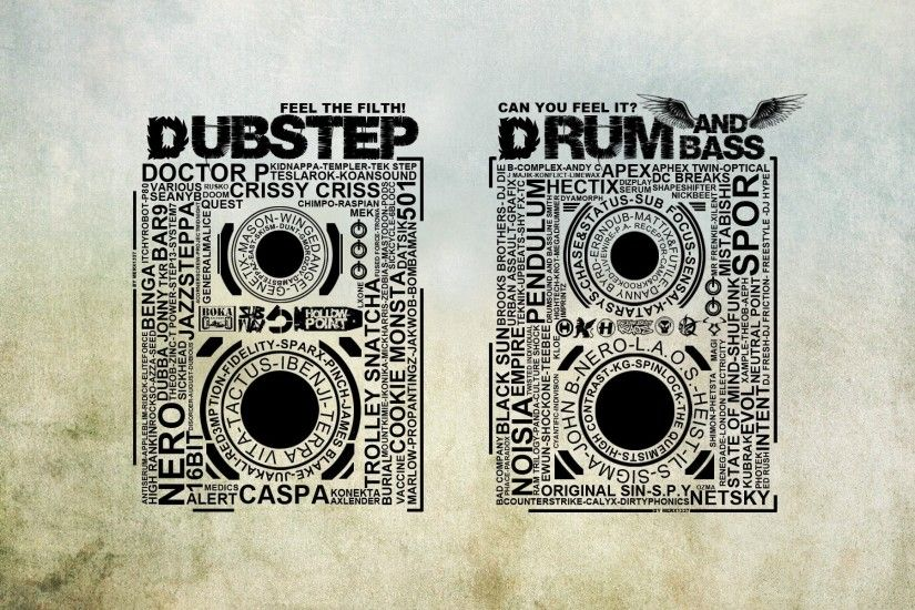 Dubstep Drum And Bass 344894