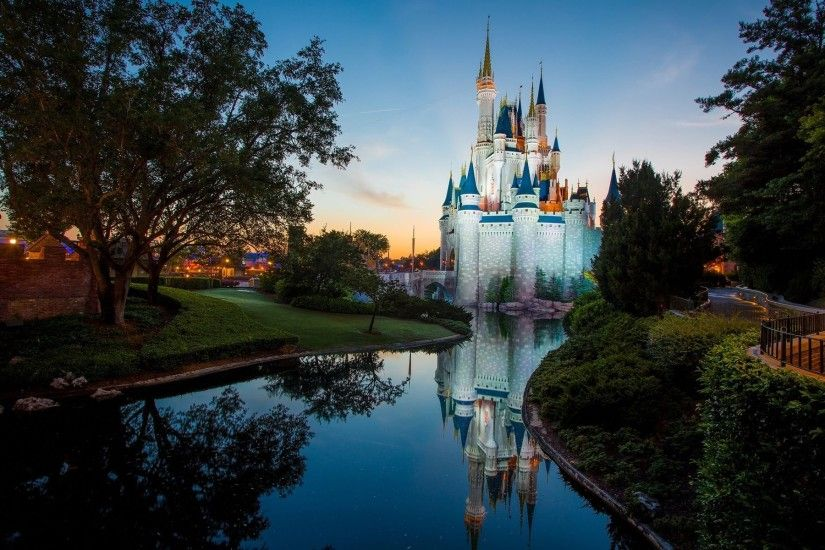 Walt Disney Walt Disney World Computer Backgrounds