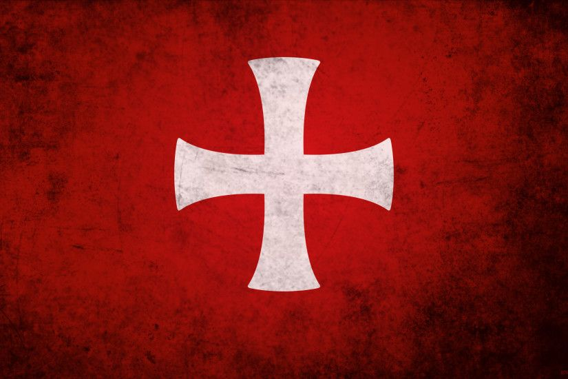 Tangface 0 0 Knights Hospitaller Wallpaper (red) by Andein