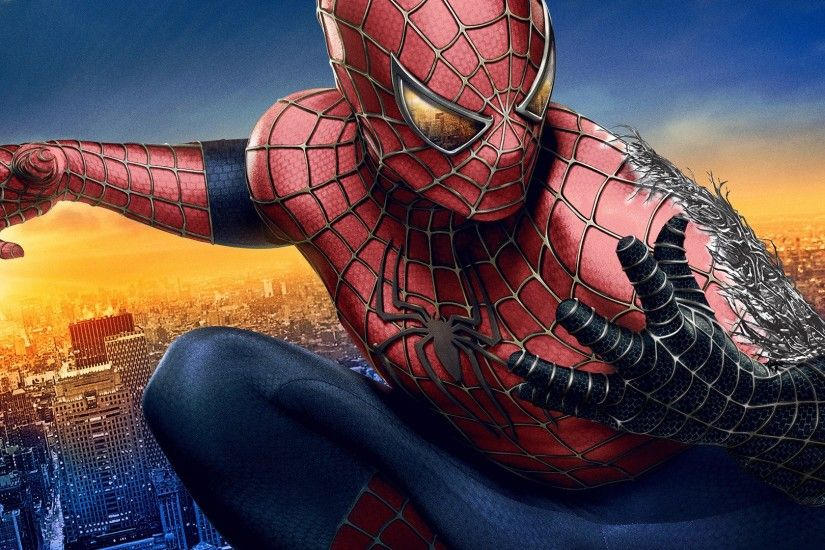 wallpapers free spider man 3 (Dado Mason 1920x1080)