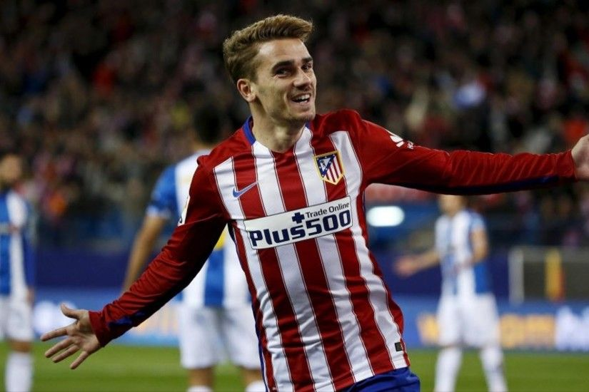 Antoine Griezmann – 2016 (44 Wallpapers)