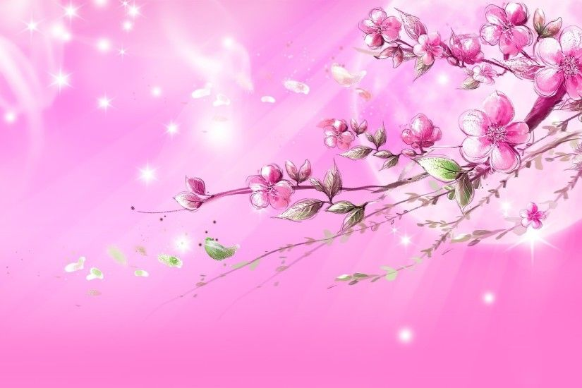 HD Light Pink Backgrounds