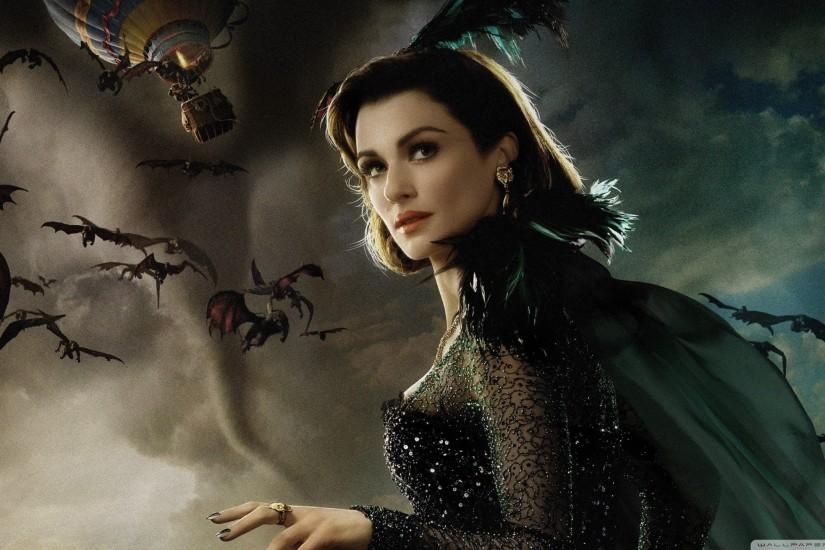 Oz The Great And Powerful Wicked Witch Wallpaper