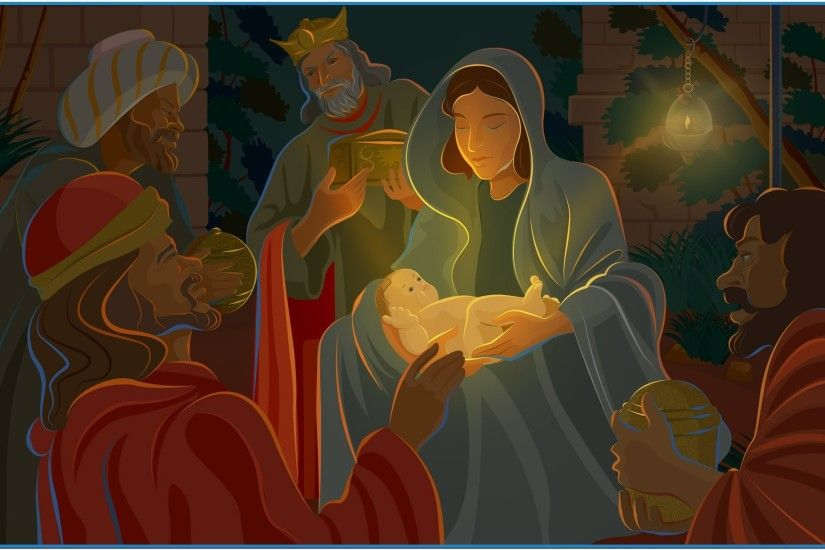 2015 religious Christmas backgrounds