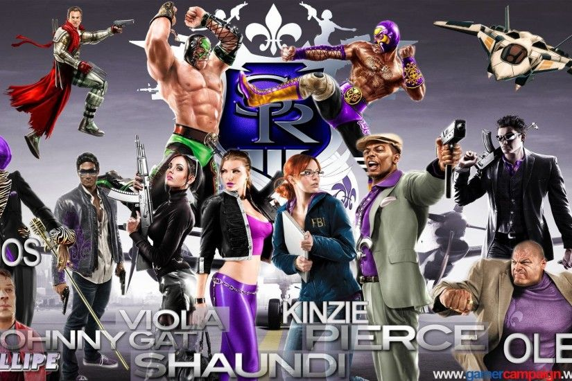Download Saints Row 4 Wallpaper #20869 Wallpaper | HDwallsize.