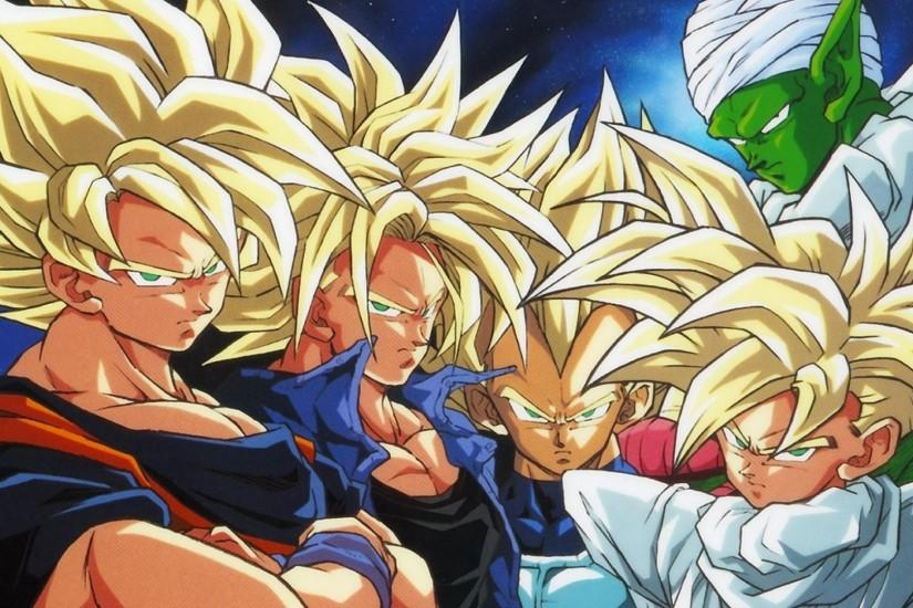 cool dragon ball z wallpaper 1920x1080 large resolution