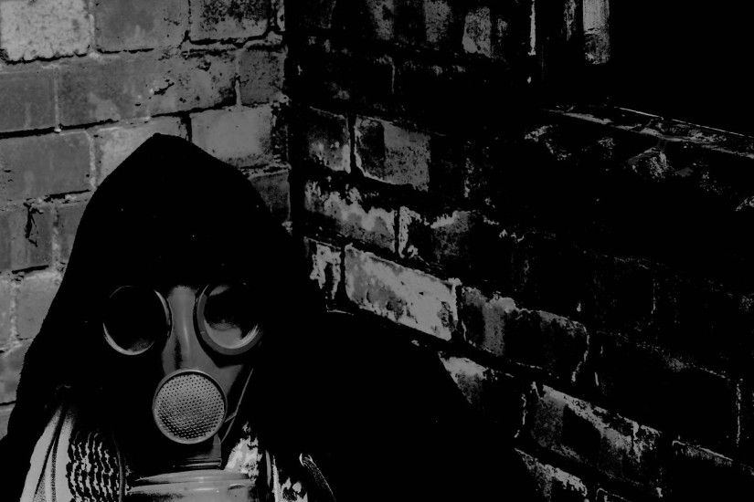 Fetish Cosplay Apocalyptic Gas Mask Anarchy Wallpaper At Dark Wallpapers