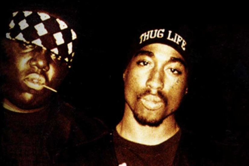 1920x1080 Download Biggie Smalls And Tupac Wallpaper GalleryTupac Biggie  Wallpaper