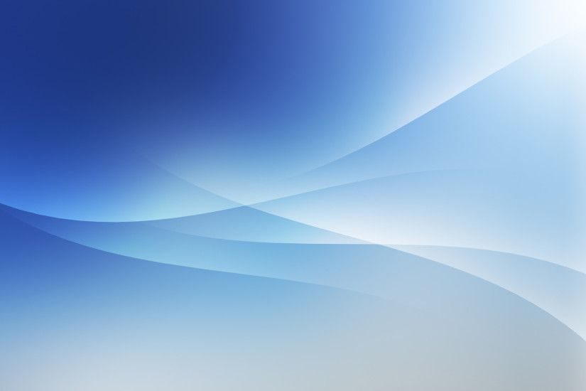 ... White And Blue Background