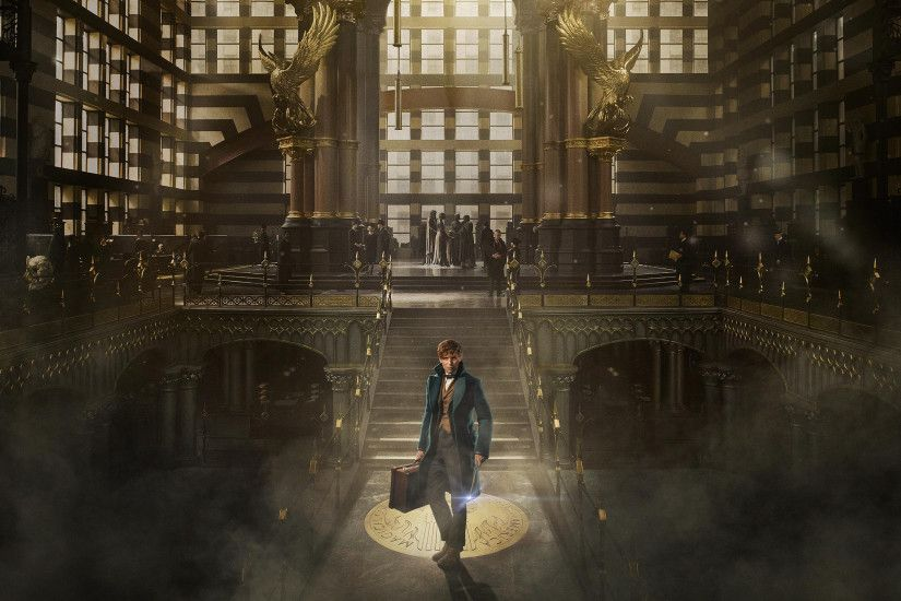 17 Fantastic Beasts and Where to Find Them HD Wallpapers | Backgrounds -  Wallpaper Abyss