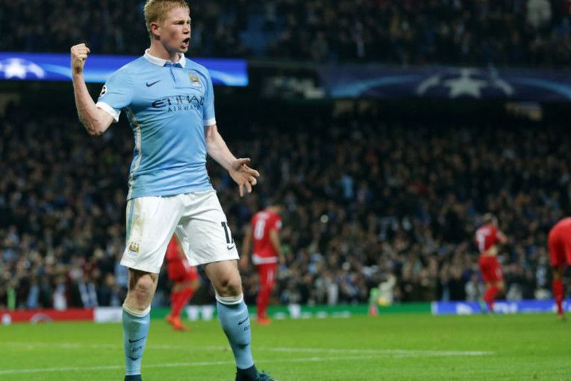 Kevin De Bruyne: Manchester City see immediate return on £54m investment in  player | The Independent