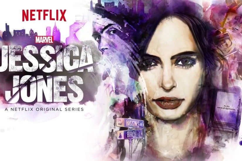 Marvel's Jessica Jones Official Trailer Only on Netflix HD