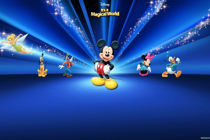 Free Cartoon wallpaper - Disney Theme 1 wallpaper - 2560x1600 wallpaper -  Index 9