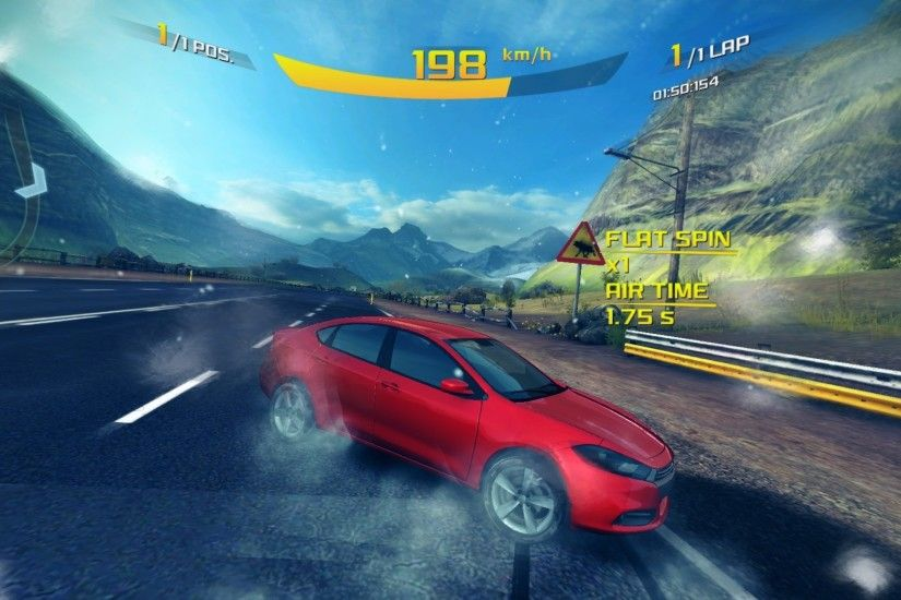 ... Asphalt 8: Airborne for iOS ...