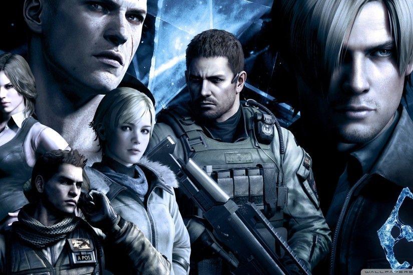 Resident Evil 4 Wallpaper ·① WallpaperTag