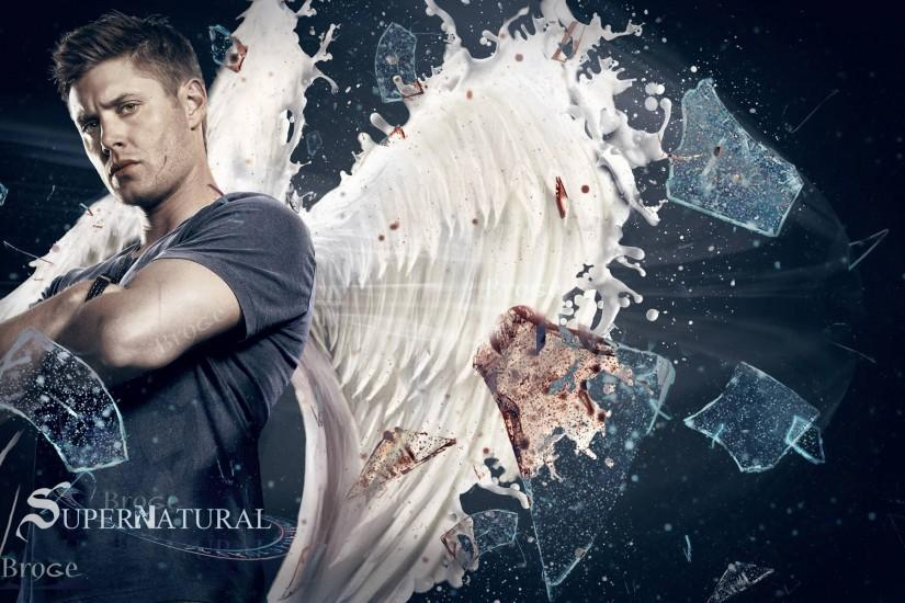 Supernatural Wallpaper All Seasons HD - Horror TV Series