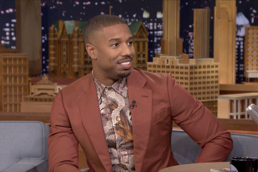 Watch The Tonight Show Starring Jimmy Fallon Interview: Michael B. Jordan  Is Hooked on Boxing - NBC.com