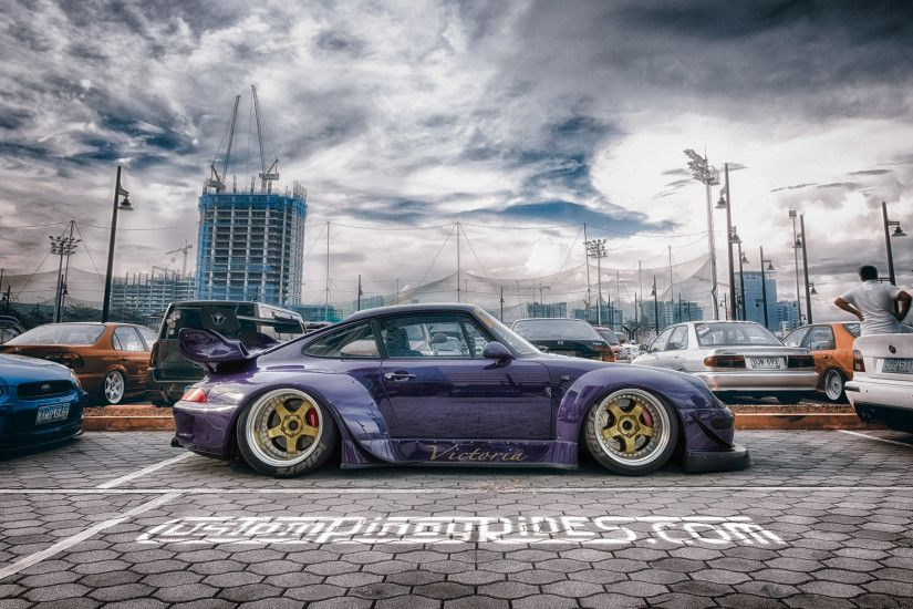Wallpaper Wednesdays: RWB MANILA's VICTORIA Custom Pinoy Rides Philip  Aragones Car Photography Philippines