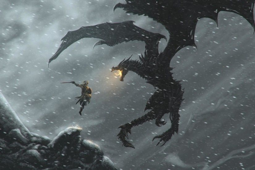 1235 The Elder Scrolls V: Skyrim HD Wallpapers | Backgrounds - Wallpaper  Abyss