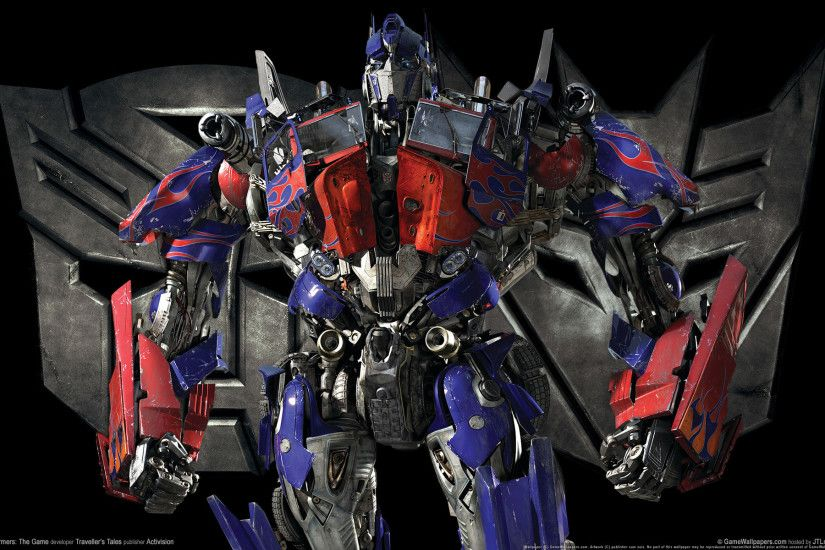 Optimus Prime in Transformers Wallpapers HD Wallpapers