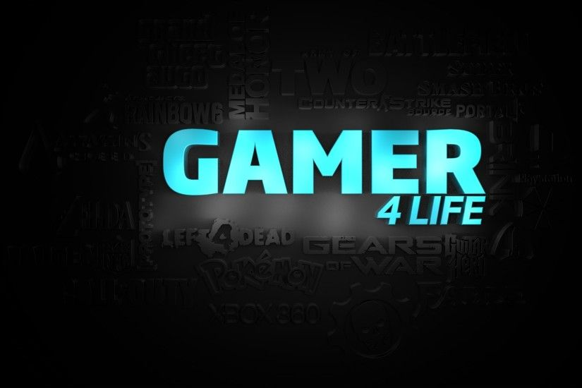 ... Gaming Is My Life Wallpaper 2560 X 1440 ...