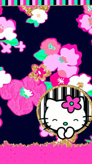Live, Love, Laugh, celestekawaii: walls kitty cute super bello
