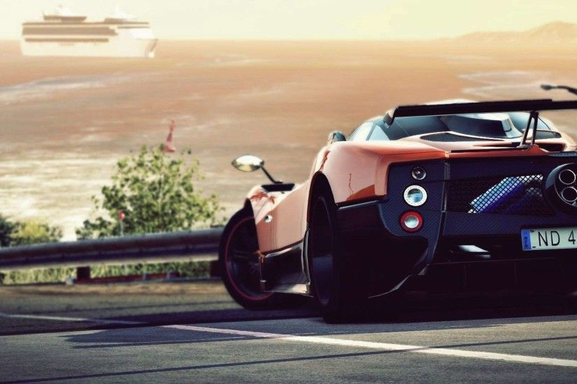 car wallpaper sports car