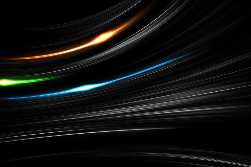 hd pics photos attractive colorful curved lines neon lights hd quality  desktop background wallpaper