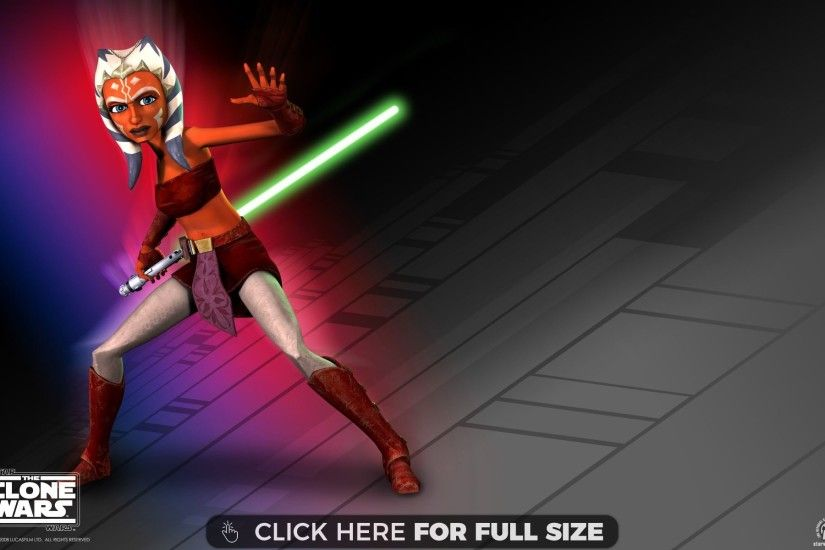 Star Wars The Clone Wars Ahsoka 6814 wallpaper