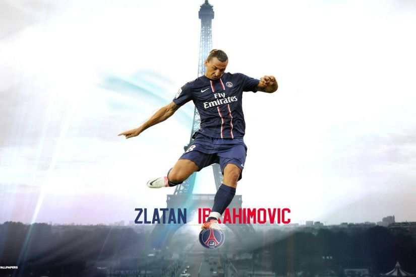 zlatan ibrahimovic wallpaper psg