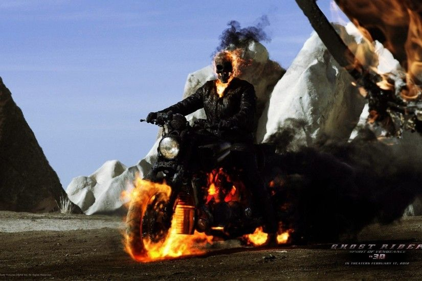 HD Wallpaper | Background ID:292412. 1920x1200 Movie Ghost Rider: ...