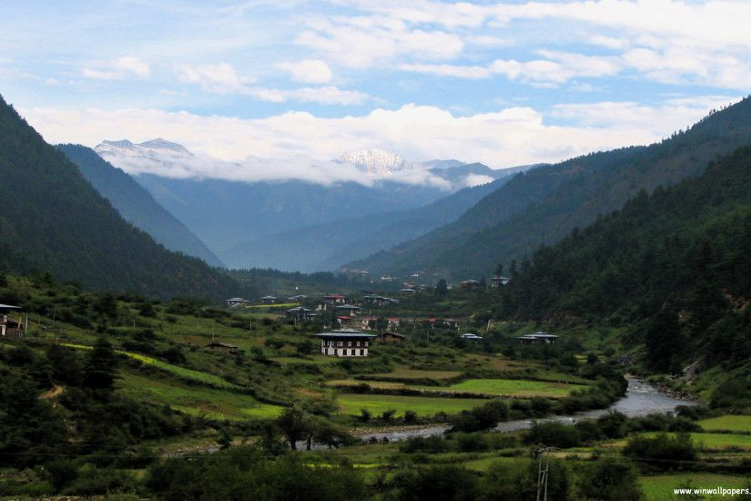 HD Bhutan Wallpaper - New Post has been published on windows wallpapers