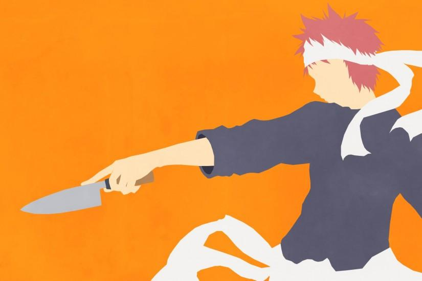 new shokugeki no soma wallpaper 1920x1080
