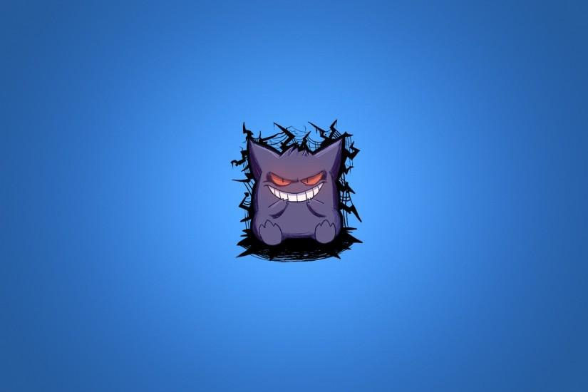 gorgerous gengar wallpaper 1920x1200 for 1080p