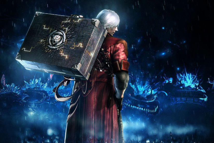 Devil May Cry HD desktop wallpaper : Widescreen : High Definition 2064×1290 Devil  may