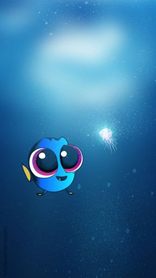 100th wallpaper 100th wallpaper Thank You thanks dory finding nemo finding  dory fish cute ocean water