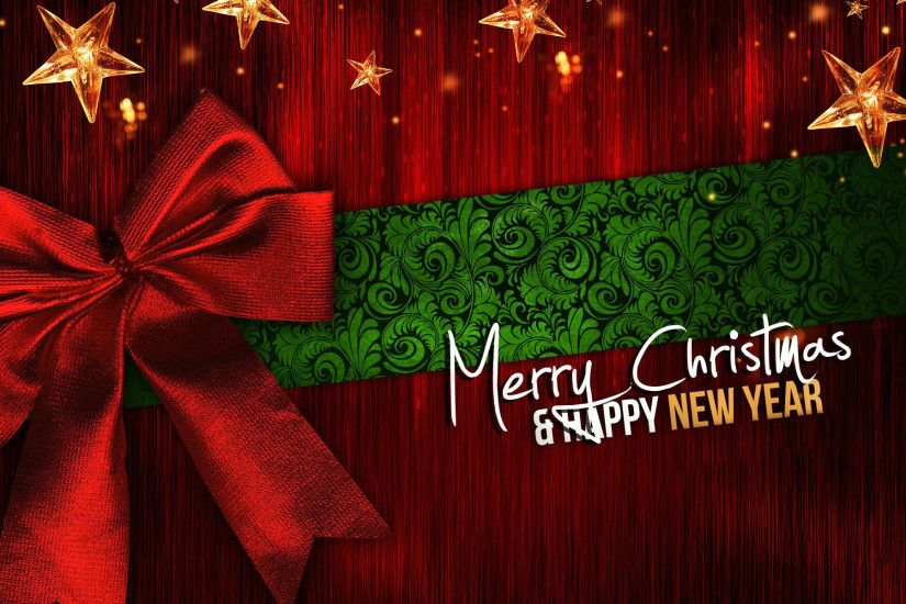 merry christmas and happy new year hd wallpaper background desktop screensaver pc laptop
