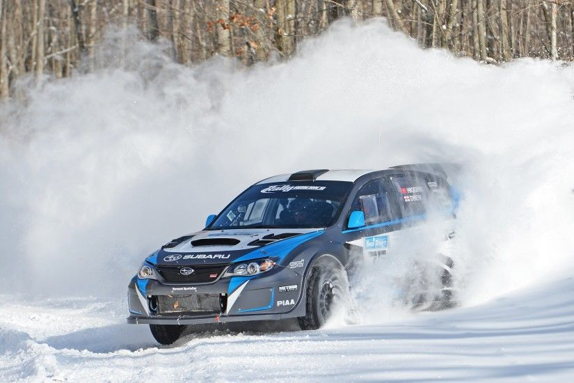 Wallpaper: Subaru Rally Team. Ultra HD 4K 3840x2160