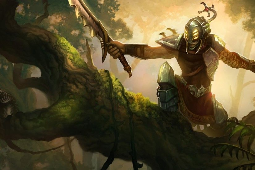 Video Game - League Of Legends Master Yi (League Of Legends) Wallpaper