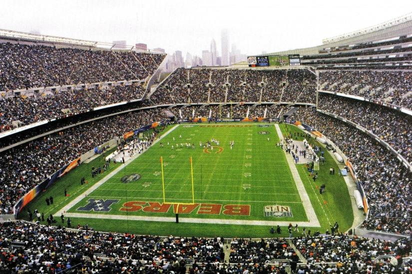 Soldier Field Stadium Chicago Bears wallpaper HD Wallpapers & Bac