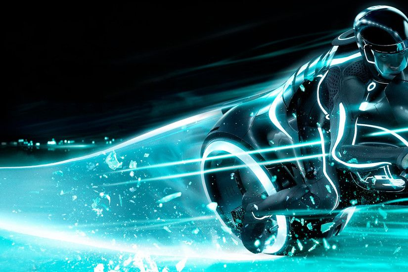 Tron Legacy Tripple Monitor wallpapers (66 Wallpapers)