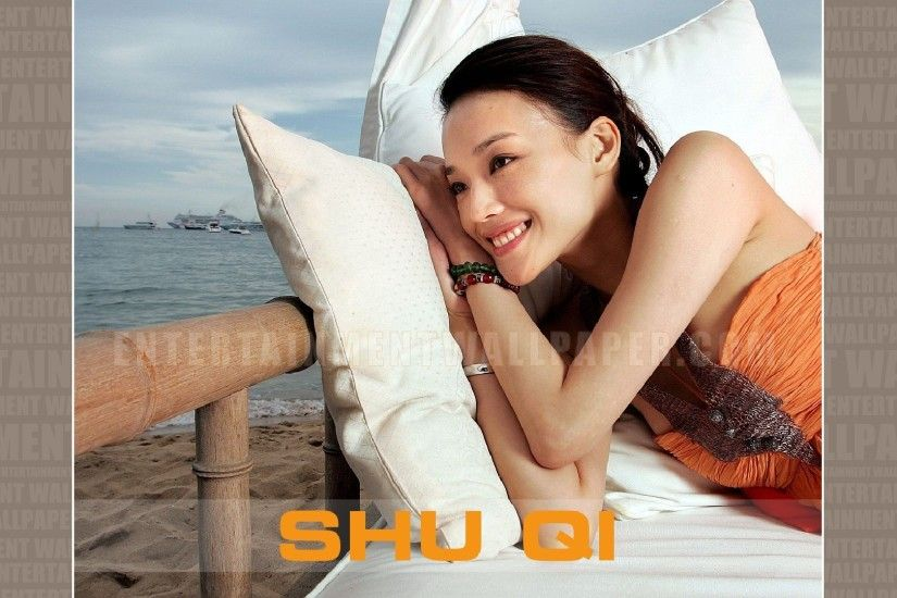 Shu Qi Wallpaper - Original size, download now.