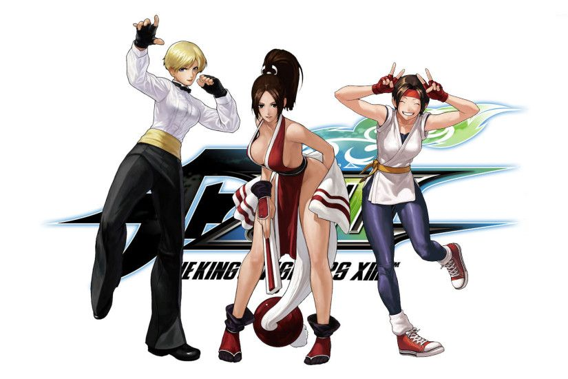 1920x1200 The King of Fighters [2] wallpaper 1920x1200 jpg