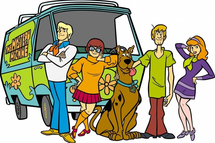 PC, Laptop Scooby Doo Wallpapers, Wallpapers and Pictures Graphics –  download for free