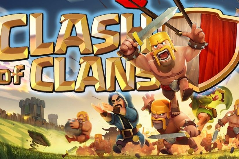 Clash of Clans HD
