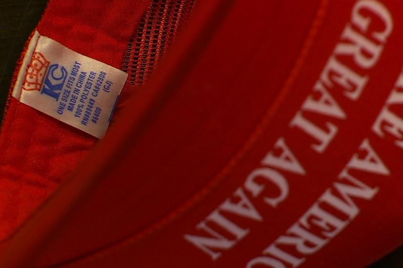 Make America Great Again Hat, Donald Trump