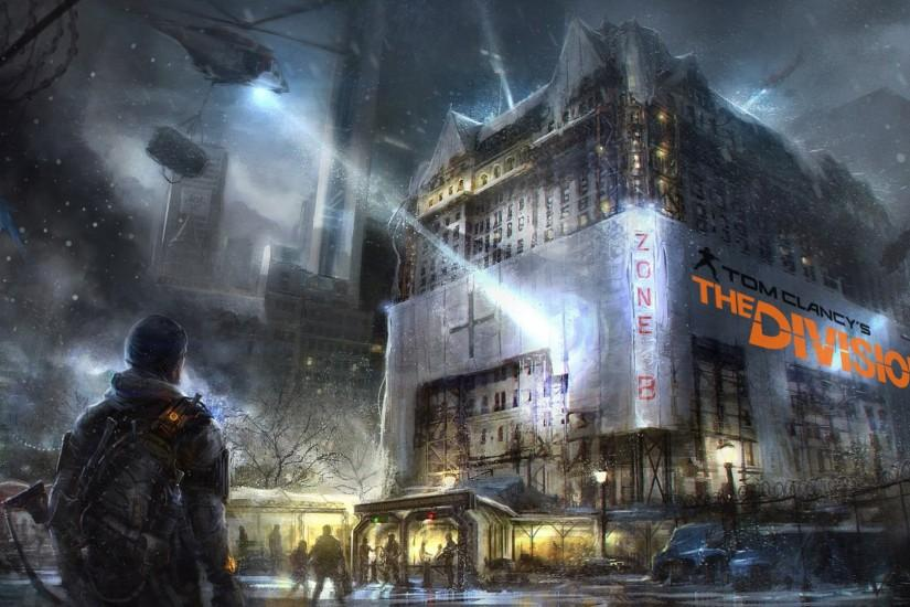 download free the division wallpaper 1920x1080 iphone