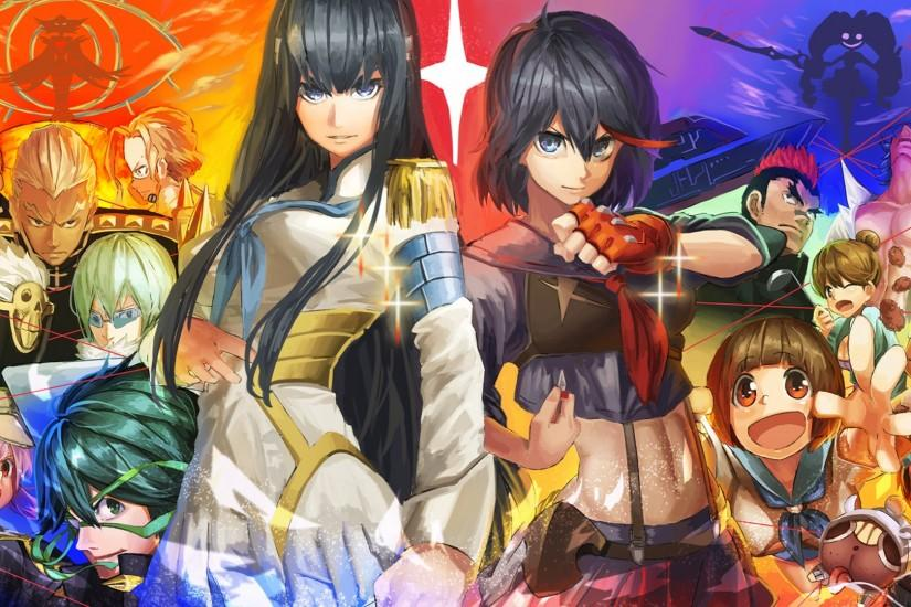 kill la kill wallpaper 1920x1080 for retina