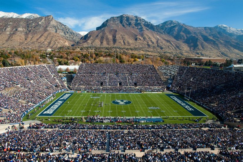 BYU - Lavell Edwards Stadium